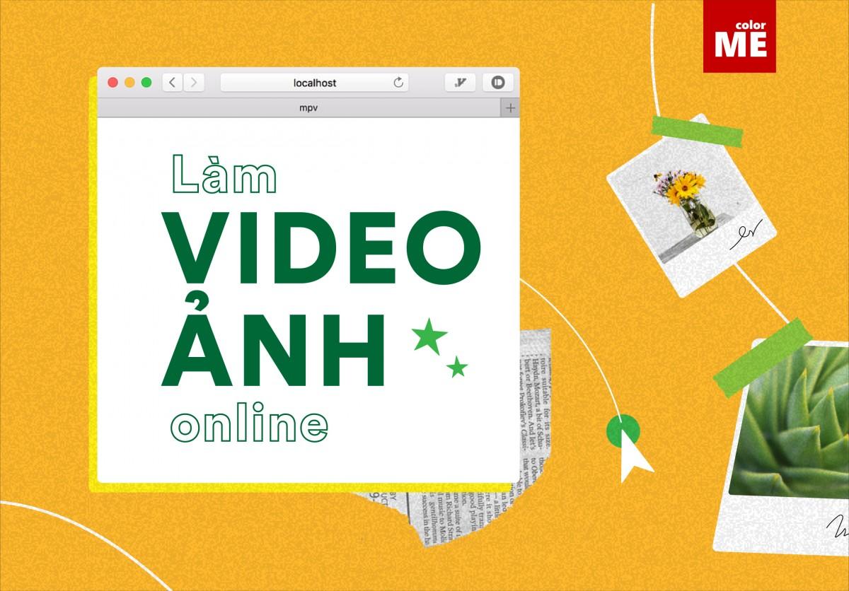 Bạn đang cần cắt ghép một chiếc video ảnh nhưng lại không muốn sử dụng những phần mềm chỉnh video phức tạp? Vậy thì 3 công cụ làm video ảnh online cực nhanh và dễ dàng dưới đây chắc chắn là thứ bạn đang tìm kiếm