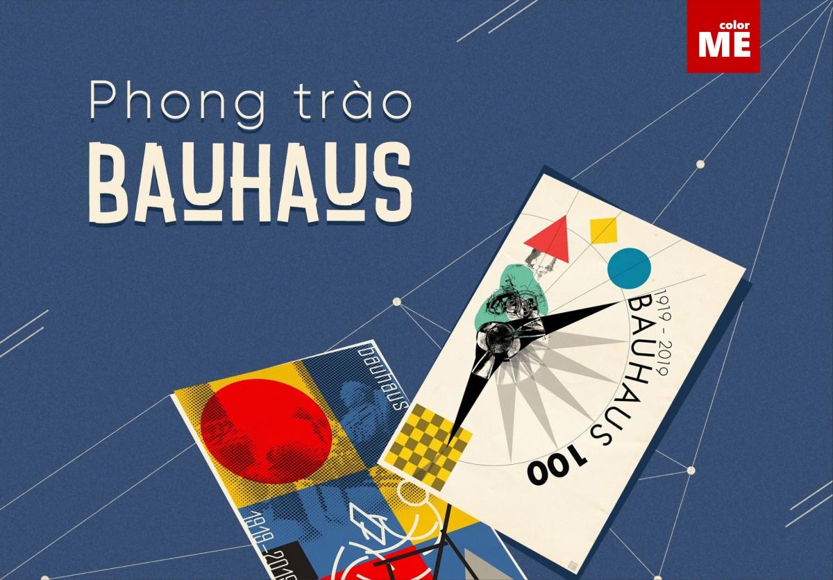 Bauhaus là một thuật ngữ khá là phổ biến trong nhiều lĩnh vực: thiết kế đồ hoạ, thiết kế nội thất, kiến trúc, hội hoạ. Được hình thành và ra đời từ hơn 1 thế kỉ trước, cho đến nay, phong trào này vẫn không ngừng tồn tại và phát triển, ảnh hưởng lớn đến nền thiết kế hiện đại. Hãy cùng ColorME tìm hiểu xem phong trào Bauhaus là gì và 5 bài học rút ra dành cho các designer nhé!