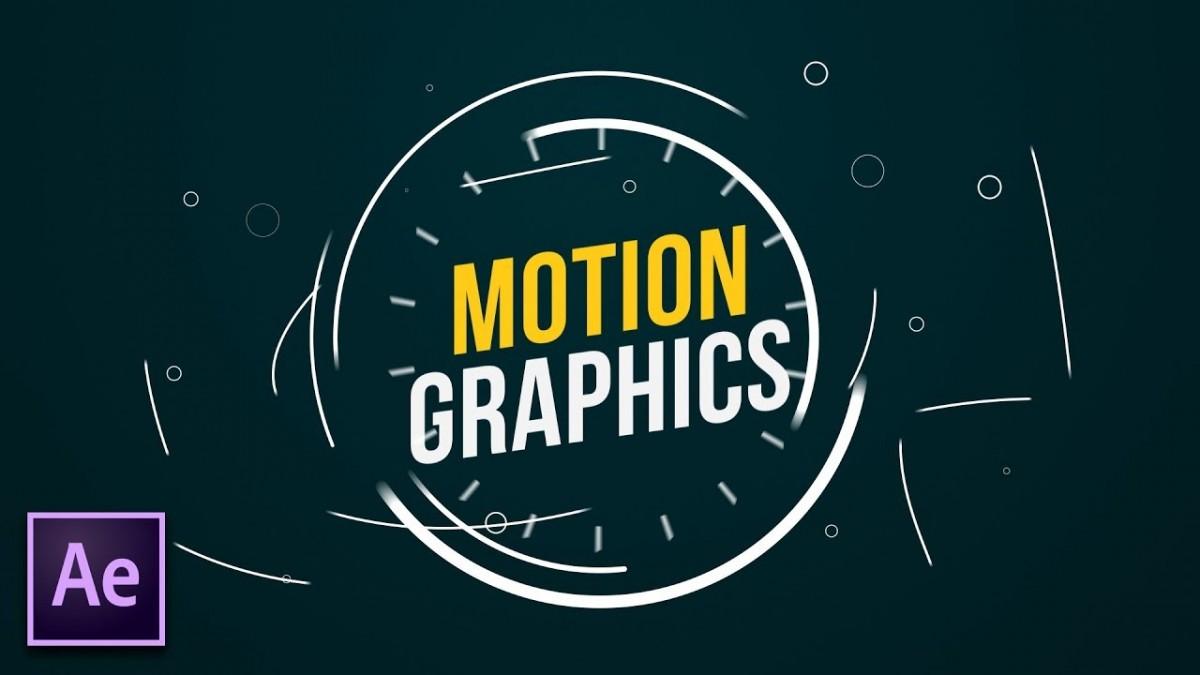 Cách làm Motion Graphics đơn giản nhất