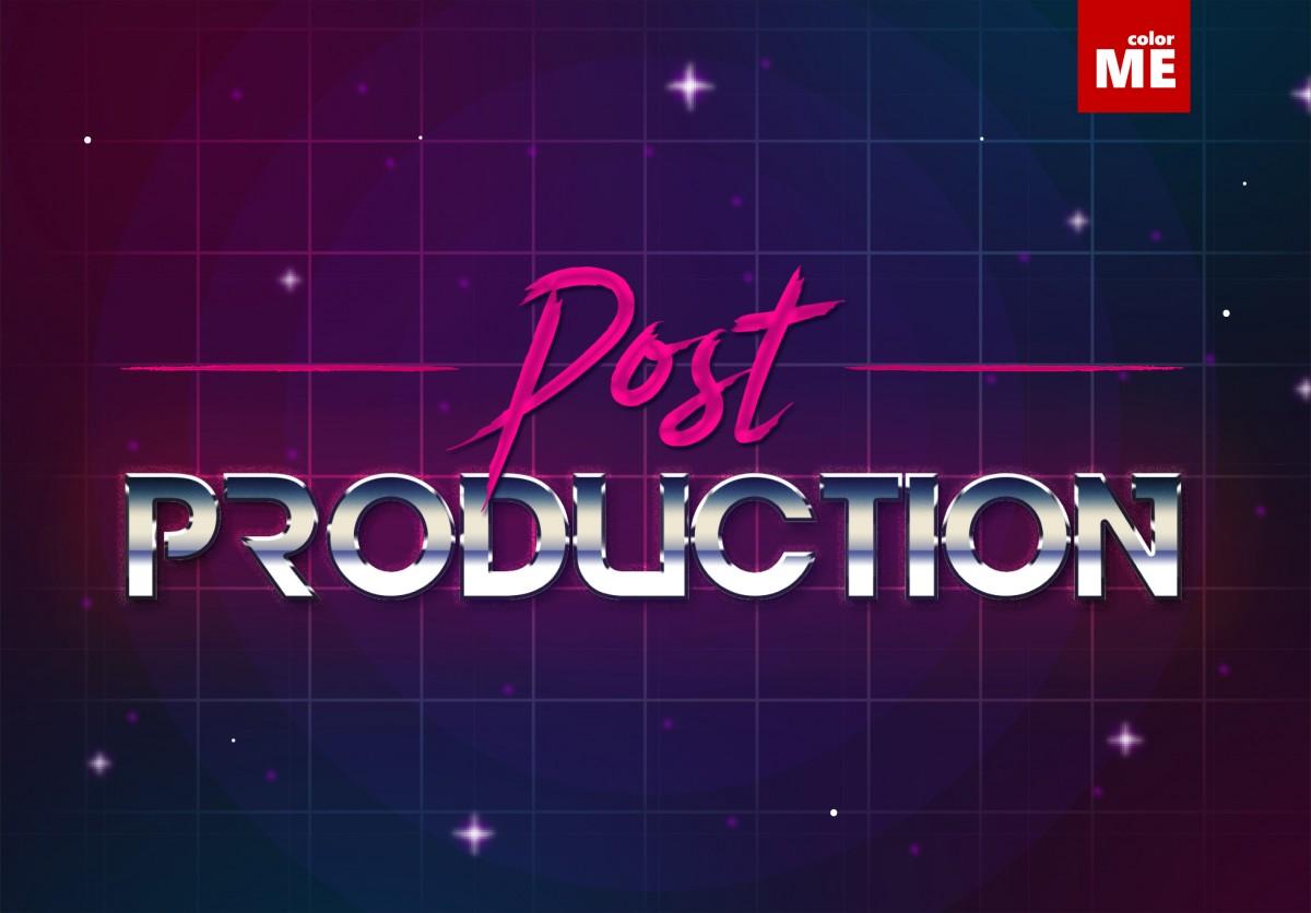 Post Production là một công đoạn quan trọng trong sản xuất các sản phẩm nghe nhìn. Vậy Post Production cụ thể là gì và sự khác nhau giữa post production trong video, nhiếp ảnh, âm nhạc khác nhau ra sao? Cùng tìm hiểu ngay với ColorME nhé!
