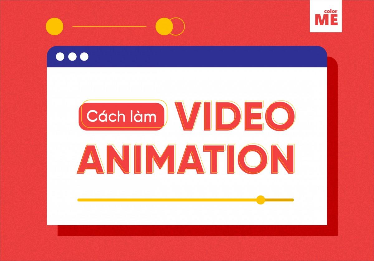 Bạn mong muốn tự mình làm ra những video animation hấp dẫn, nhưng lại đang lúng túng chưa biết bắt đầu từ đâu. Vậy thì hãy cùng ColorMe khám phá ngay cách làm video animation đơn giản cho người mới bắt đầu trong bài viết dưới đây nhé!