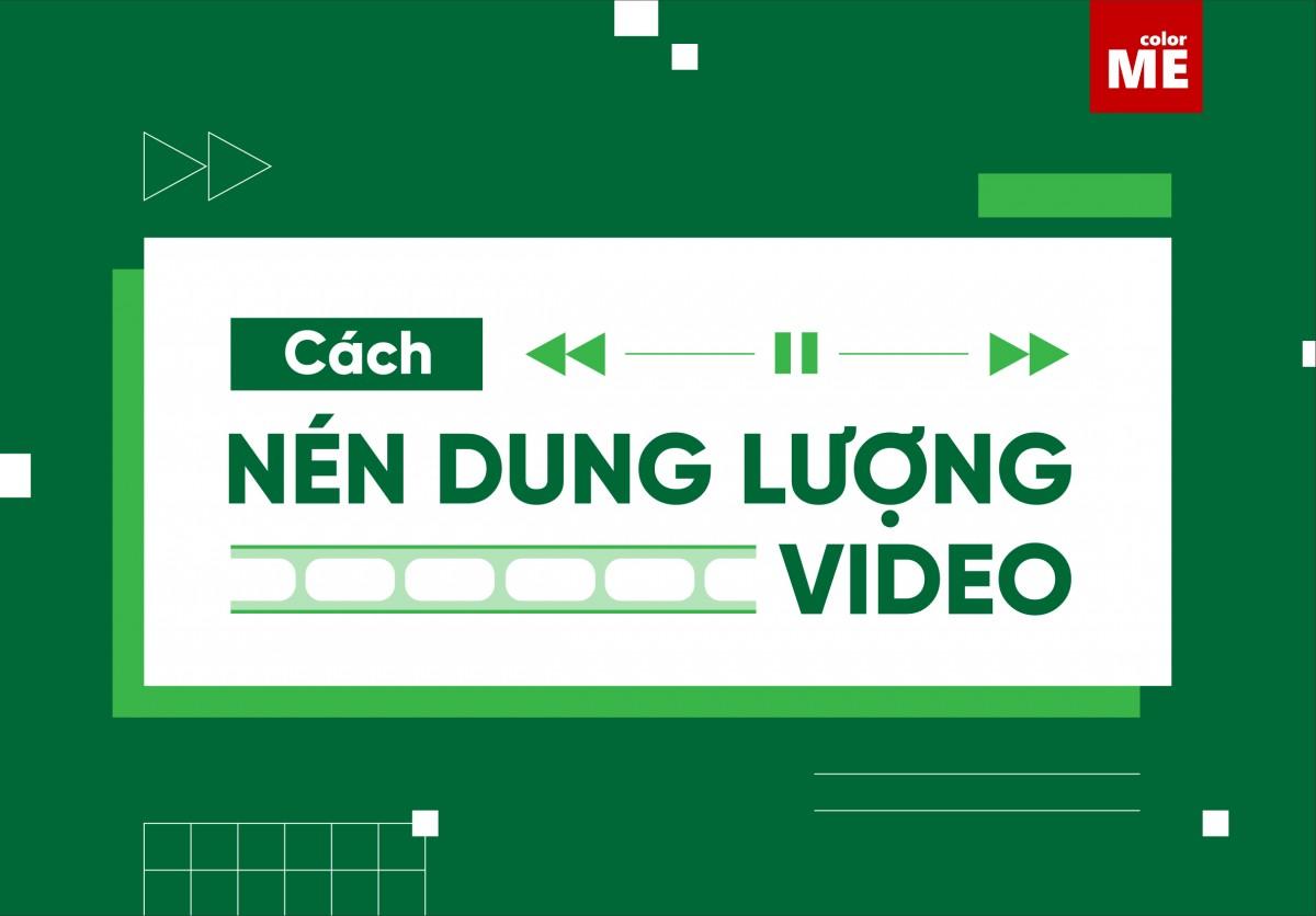 Bởi những đặc trưng như dung lượng lớn do độ phân cao, thời gian dài, người dựng video thường gặp phải những khó khăn khi lưu trữ hay đăng tải lên internet. Do đó mà nén video đã trở thành một bước không thể thiếu sau quá trình sản xuất. Cùng ColorME điểm qua 5 phần mềm nén dung lượng video hữu ích sau nhé!