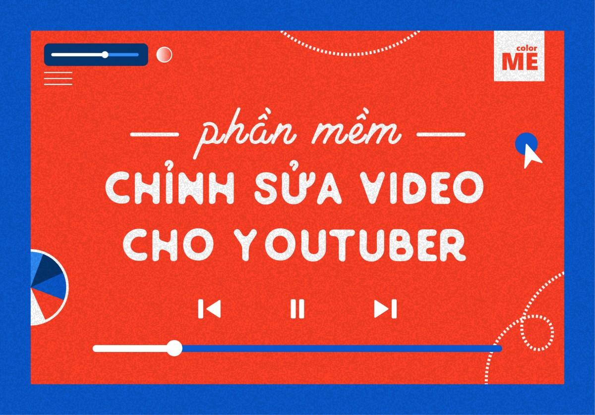 Sáng tạo nên những sản phẩm trên youtube không chỉ đòi hỏi sự đầu tư chỉn chu cả về mặt hình thức và nội dung. Nếu bạn đã có trong tay những nội dung phong phú, sáng tạo, sao không hoàn thiện sản phẩm của mình hơn nữa về mặt hình ảnh cho video. Hãy cùng với ColorMe khám phá 5 phần mềm chỉnh sửa video cho youtuber chuyên nghiệp ngay nhé!