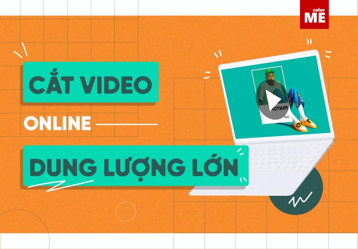 Thông thường, để cắt video dung lượng lớn, người dùng cần tải các phần mềm chỉnh sửa video về máy. Tuy nhiên việc tải về khá phức tạp và mất nhiều thời gian nếu bạn không có nhu cầu sử dụng nhiều. Vì thế, hãy khám phá 3 cách cắt video online dung lượng lớn đơn giản và dễ thực hiện ngay cả với người mới bắt đầu cùng colorME nhé.