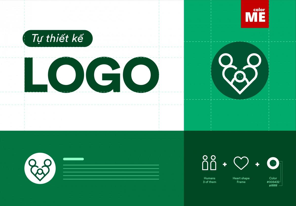 Logo là một phần quan trọng cấu thành nên bộ nhận diện. Trông có vẻ đơn giản nhưng để một logo có thể lồng ghép thông điệp, hình ảnh thương hiệu thì không hề dễ dàng chút nào. Có rất nhiều điều bạn cần xem xét kỹ lưỡng trước khi bắt tay thiết kế một logo như màu sắc, bố cục, font, loại logo… Trong bài viết này, ColorME sẽ hệ thống cho bạn những kiến thức căn bản cần nắm vững khi tự học thiết kế logo, cùng khám phá ngay nhé!