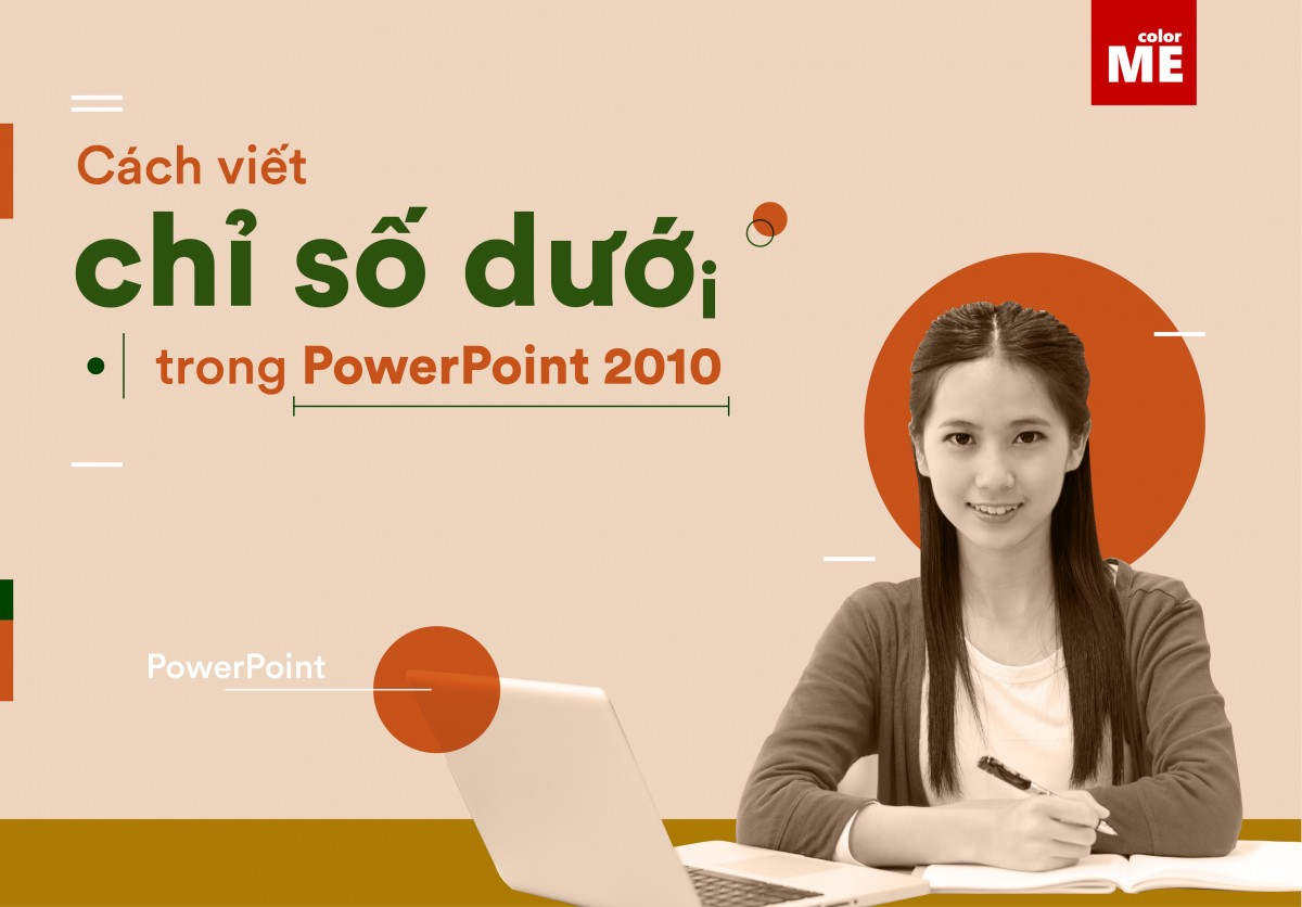 Bạn gặp khó khăn khi viết các định dạng chỉ số trong trình bày Powerpoint thuyết trình? Đừng lo, các thao tác trong Powerpoint không phức tạp như bạn nghĩ. Bài viết dưới đây sẽ tổng hợp những bước đơn giản nhất để tạo chỉ số dưới trong Powerpoint 2010 một cách nhanh chóng và hiệu quả.