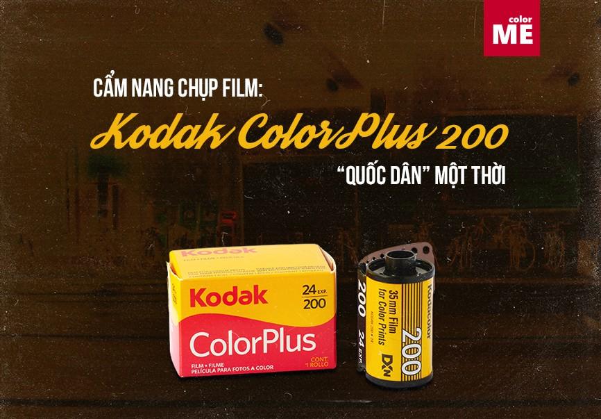 """Kodak ColorPlus 200 là cuộn film rất quen thuộc đối với những tay """"chơi film"""" dù mới vào nghề hay đã chụp lâu năm. Trên thực tế, số lượng các loại film xuất hiện tại Việt Nam còn lại khá khiêm tốn. Vì vậy trong series bài viết này, ColorME sẽ giúp bạn hiểu rõ hơn về 1 trong những sự lựa chọn hiếm hoi còn lại đó. Sẵn sàng xem ảnh và rút ra nhận xét cho riêng mình nhé!"""
