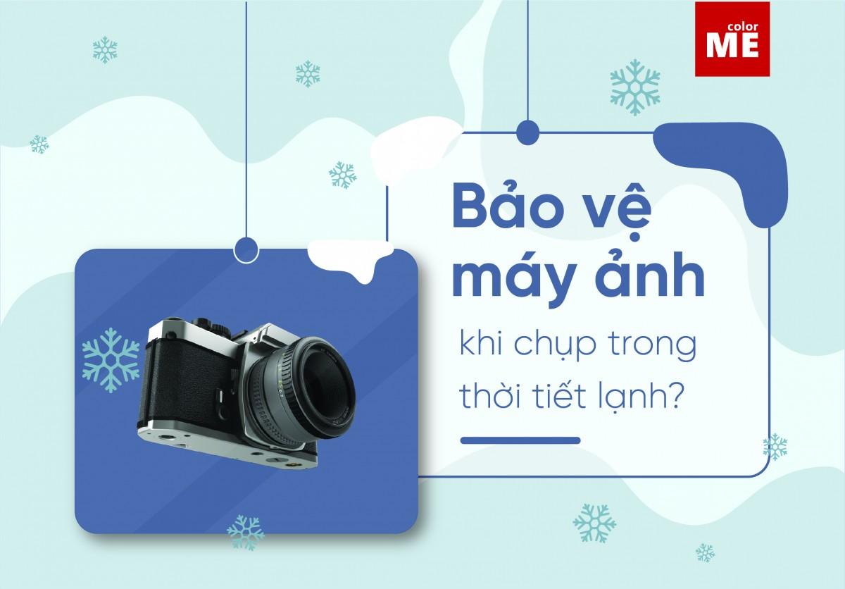"""Mặc dù có thể hoạt động trong thời tiết lạnh, máy ảnh rất dễ bị hỏng và trở nên """"nhạy cảm"""" hơn khi nhiệt độ giảm xuống quá thấp. Điều may mắn là chúng ta vẫn có những cách thức để bảo vệ máy ảnh, giúp loại bớt những nguy hại có thể khiến cho chúng ngừng hoạt động (thậm chí vĩnh viễn không sửa được). Hãy thực hiện theo những bước sau để giữ cho chiếc máy ảnh của bạn được an toàn nhé."""