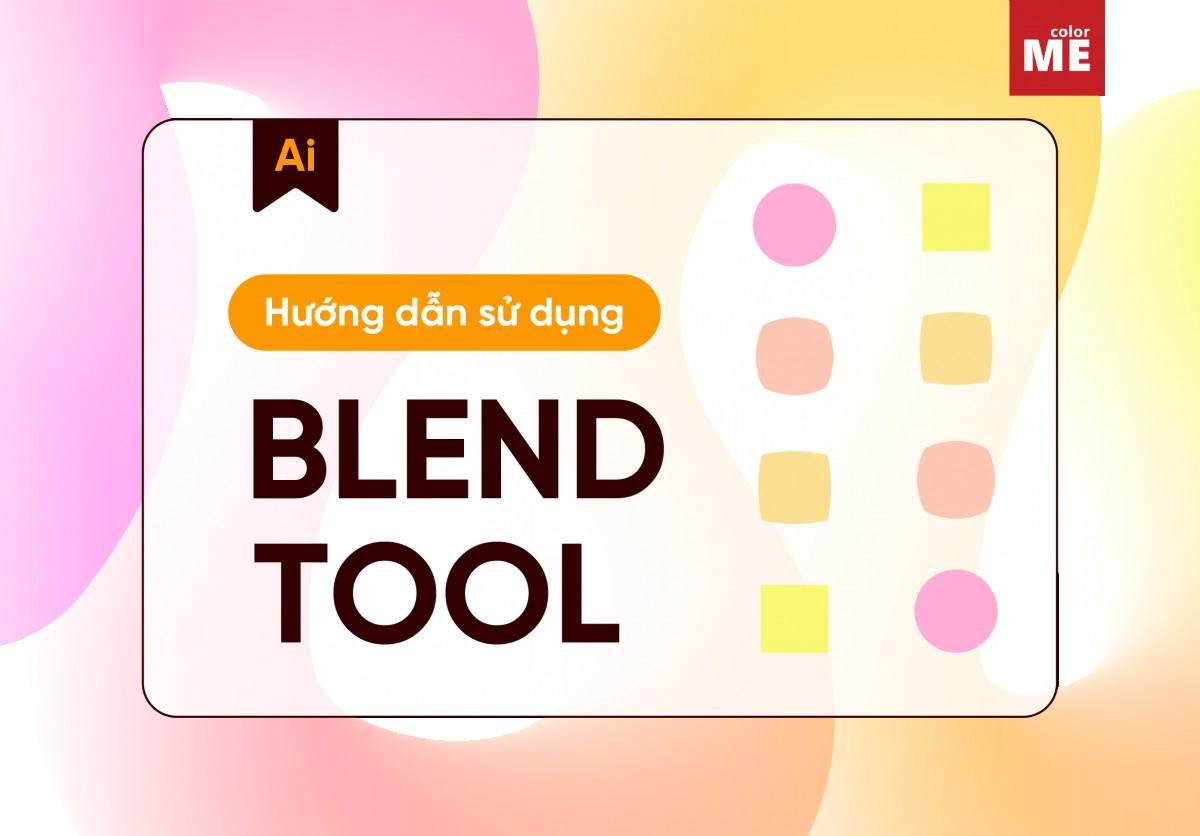 Blend Tool là một công cụ mạnh trong Illustrator với khả năng tạo ra các hiệu ứng hình ảnh và chuyển sắc thú vị. Đây chắc chắn là công cụ không thể bỏ qua khi sử dụng Illustrator