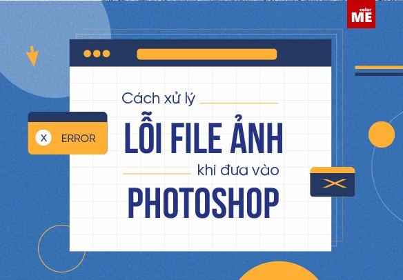 .PNG là một định dạng ảnh được sử dụng phổ biến trong thiết kế. Tuy nhiên khi tìm kiếm trên Internet và đưa vào Photoshop, thi thoảng bạn sẽ gặp lỗi với định dạng ảnh này. ColorME sẽ hướng dẫn bạn cách khắc phục trong bài viết sau đây nhé!