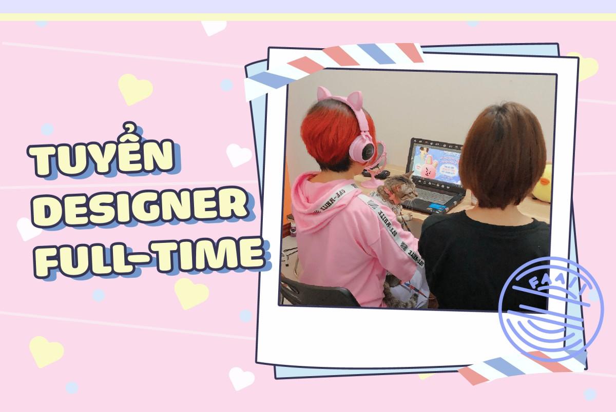 [Hà Nội] MOJI - Phụ kiện & quà tặng tuyển dụng Graphic Designer Fulltime