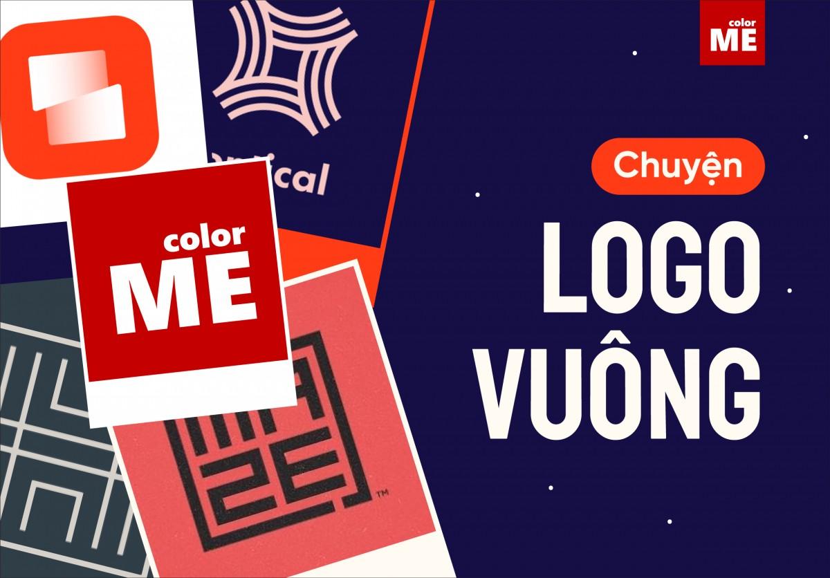 Chuyện logo vuông