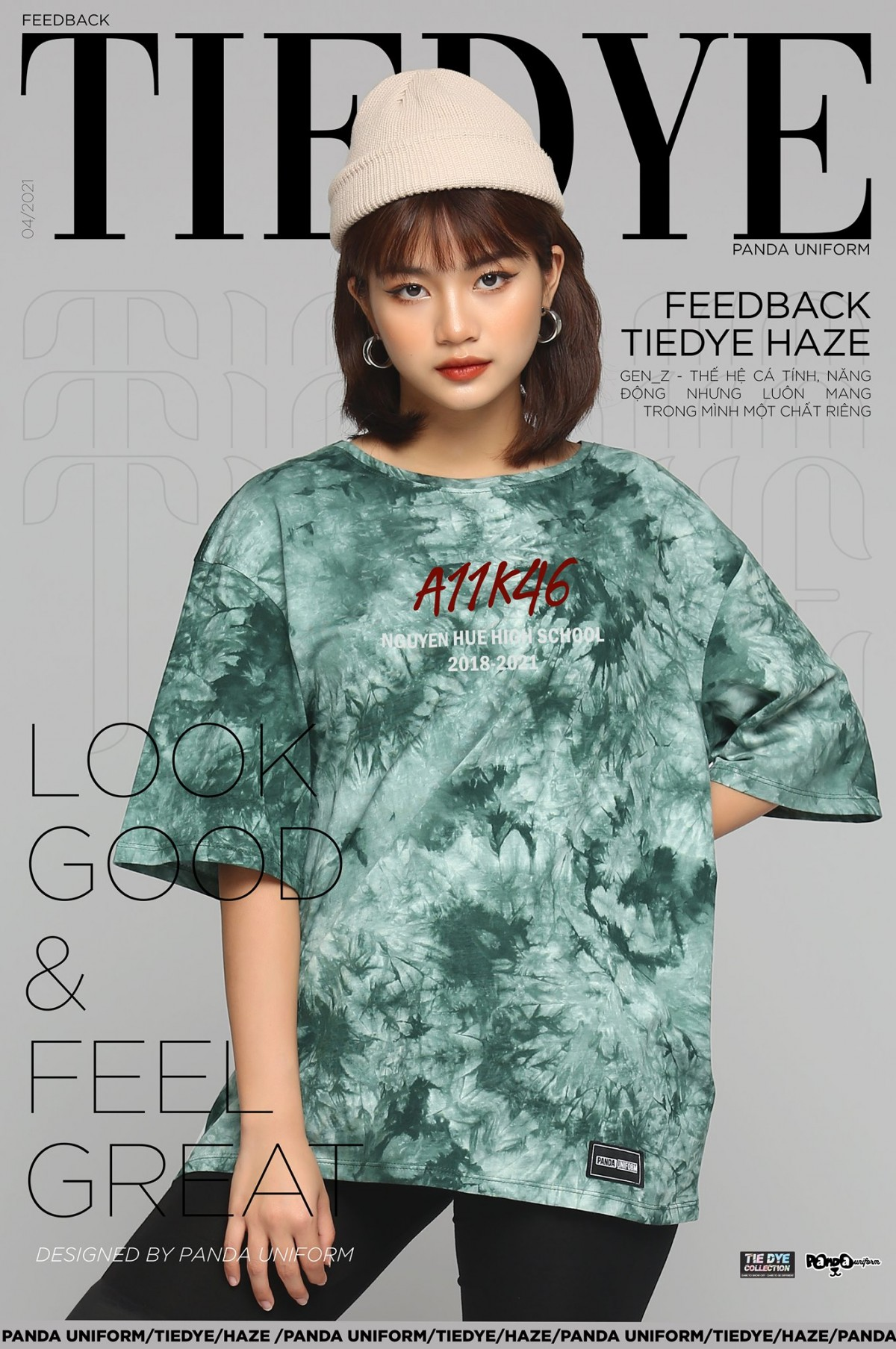 [HN] Panda Uniform tuyển dụng Graphic Designer