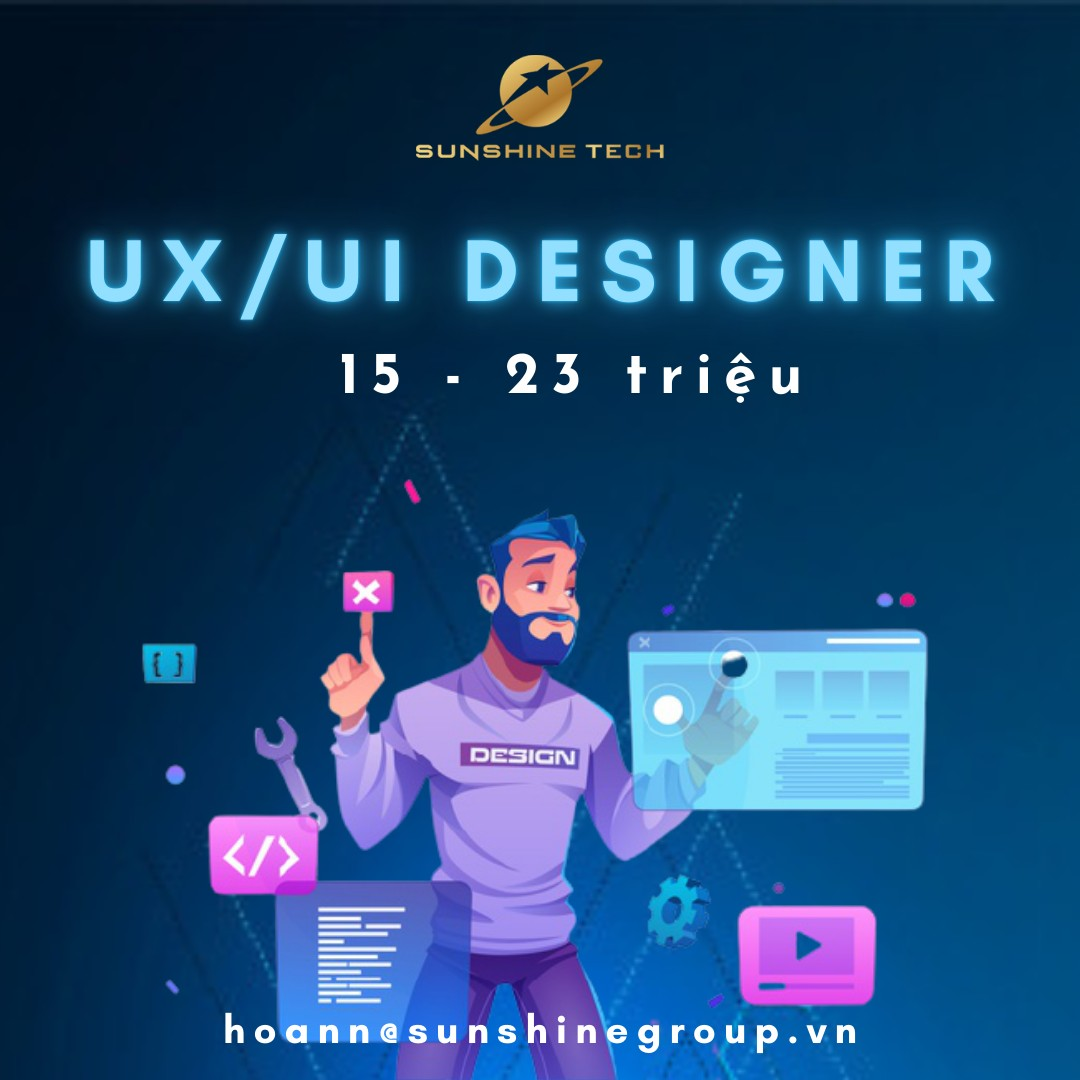 [HN] SENIOR UX/ UI DESIGNER