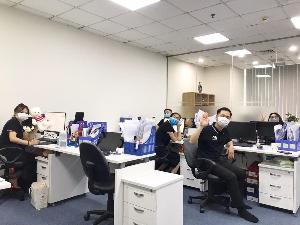 Công ty Cổ phần An Việt Sông Hồng (Phân phối độc quyền các thương hiệu Anta, Aokang, Exull,...) tuyển dụng Graphic Designer (Chấp nhận sinh viên mới ra trường)