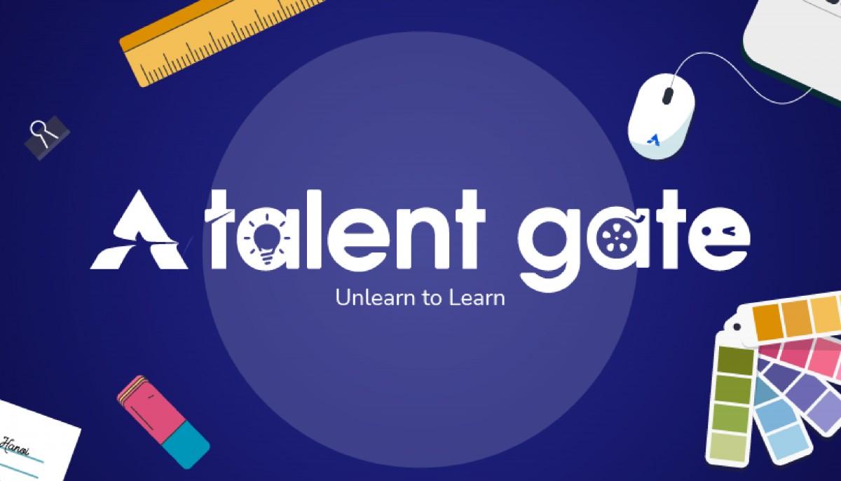 Talent Gate - Tuyển dụng Designer