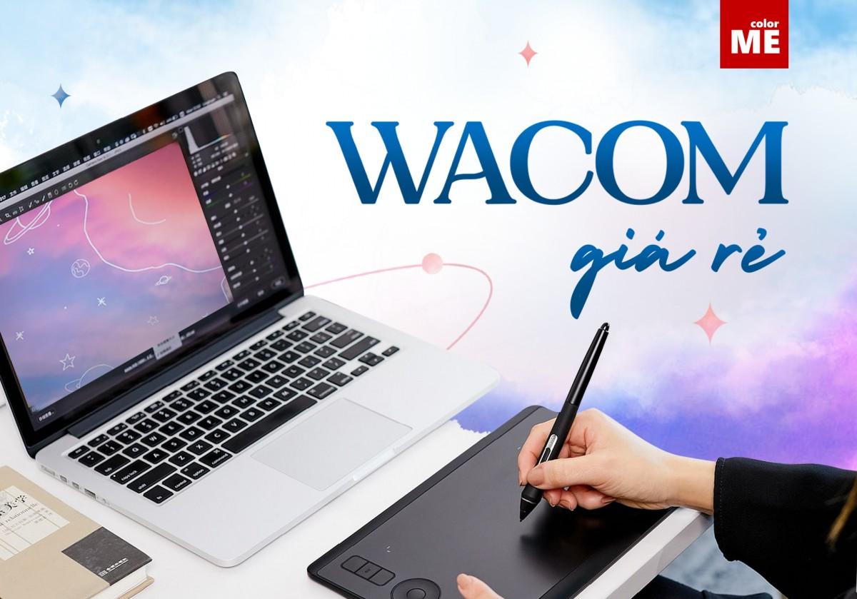 Với những người thích vẽ, thích sáng tạo và đặc biệt là những người làm trong ngành thiết kế thì Wacom là một thiết bị hỗ trợ vô cùng hữu dụng và không thể bỏ qua. Vậy làm sao để chọn Wacom cho đúng lại phù với túi tiền khi vừa mới bắt đầu tìm hiểu? Hãy cùng chúng mình theo dõi bài viết này nhé!