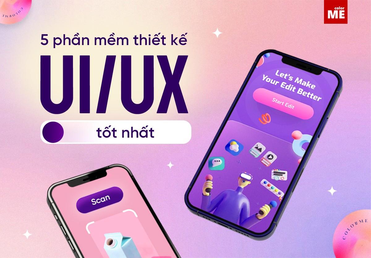 Thiết kế UI UX - giao diện và trải nghiệm người dùng là những công việc ngày càng trở nên phổ biến hơn tại Việt Nam. Có 2 công cụ nổi tiếng nhất để thực hiện công việc này là Adobe XD và Figma. Vậy 3 công cụ khác nữa là gì?